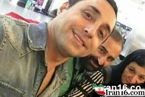 نجات بازیگران ایرانی از انفجار فرودگاه استانبول + عکس