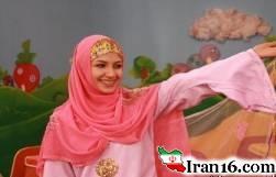"""تکذیب ازدواج """"ملیکا زارعی"""" با علی صادقی + تصاویر"""