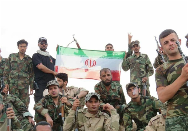 پرچم پرافتخار ایران اسلامى