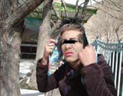 مشکل دختران ایرانی با جنسیت خود ! (+عکس)