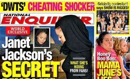 جانت، خواهر مایکل جکسون مسلمان شد (+عکس)