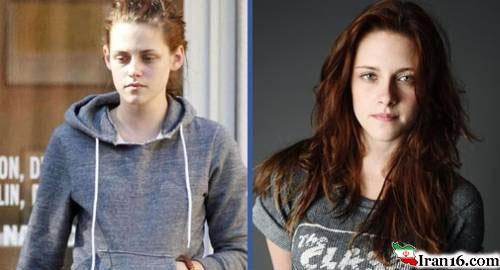 عکس های دیدنی از زیبایی زنان زشت با آرایش
