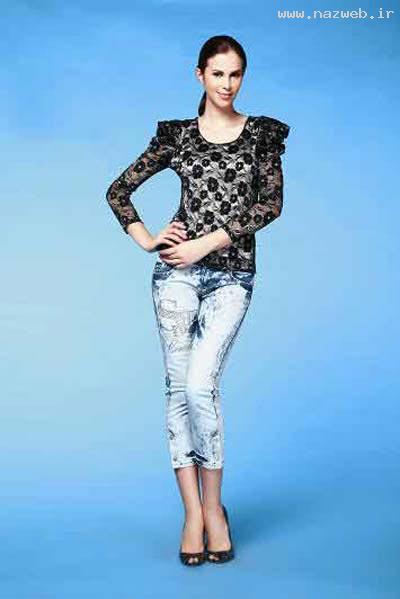 مدل لباس های نیمه باز و شیک دخترانه