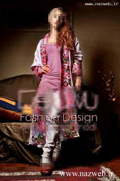 عکس های خانم هایی در آگهی شو لباس در تهران