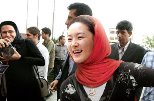 اخبار خفن و داغ از سفر یانگوم به تهران + عکس