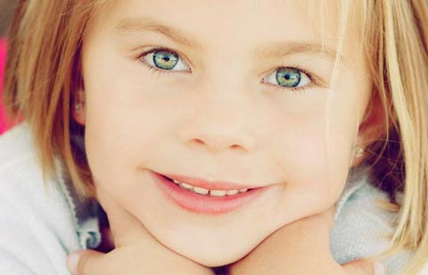 دختر بچه های خوشگل و ناز +عکس