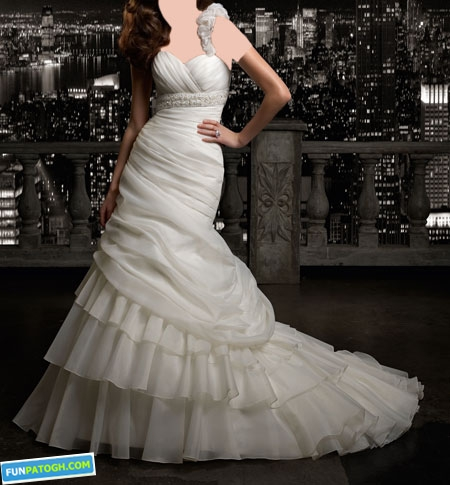شیک ترین لباس های عروس سال ۲۰۱۴