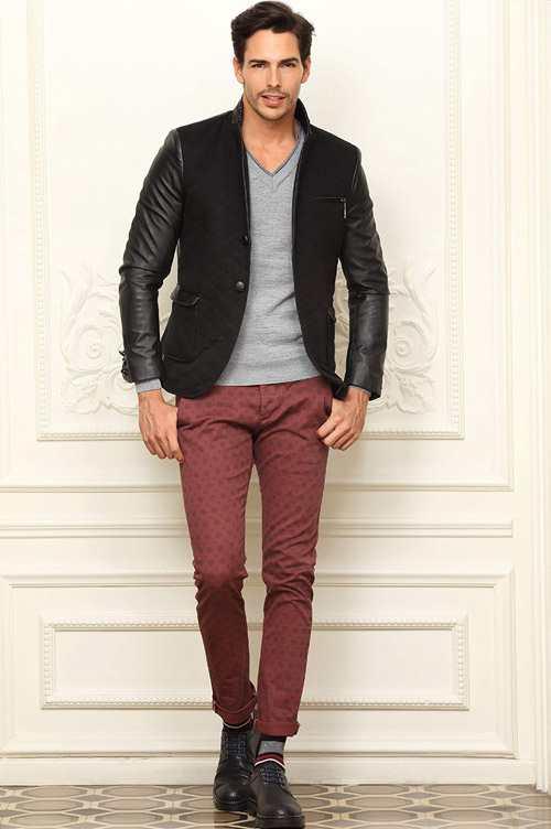 مدل های لباس مردانه پاییزی و زمستانی