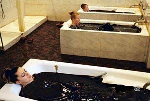 خفن ترین حمام زنانه در دنیا +عکس