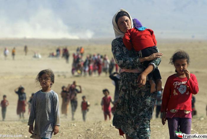 هولناکترین گزارش تصویری سال ( داعش از ابتدا تاکنون)