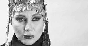 عکس خفن و بامزه از بازیگر زن معروف