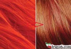 پیشنهادات جالب برای تغییر رنگ مو در نوروز 94 +عکس