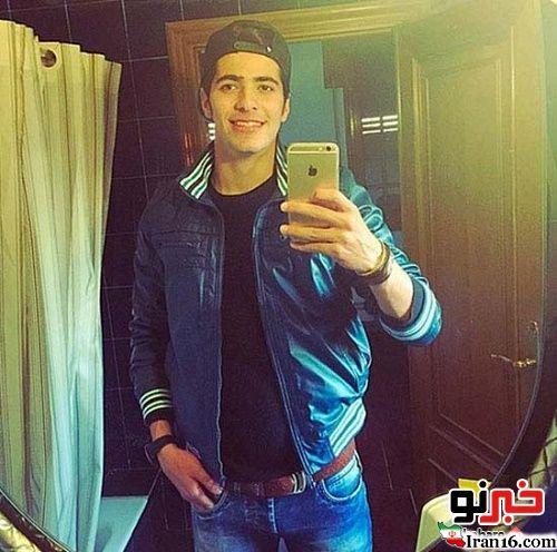 عکس سلفی خفن بازیکن ایرانی در حمام!