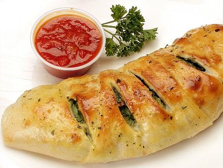 دستور تهیه پیتزا کالزونه ،غذای رومی