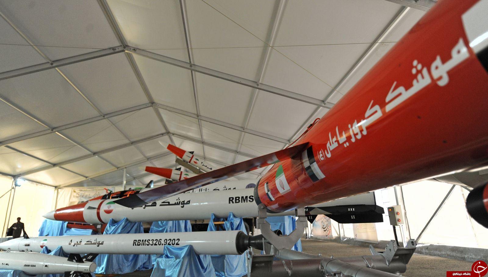 تولید موشک کروز یا علی با برد ۷۰۰ کیلومتر (+عکس)