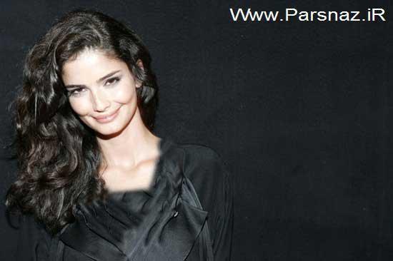 دختر ایرانی به عنوان زیباترین دختر اروپا انتخاب شد + عکس