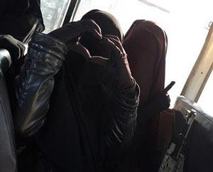 آموزش گروه تروریستی داعش به  زنان +عکس