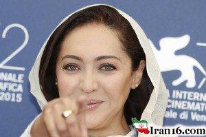 نیکی کریمی و آرامش خانه اش در زعفرانیه! عکس