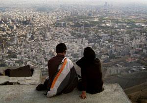 جشن طلاق در ایران از نگاه رویترز
