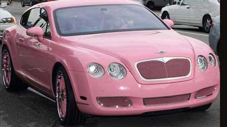 خودروی ستاره های پولدار چیست؟