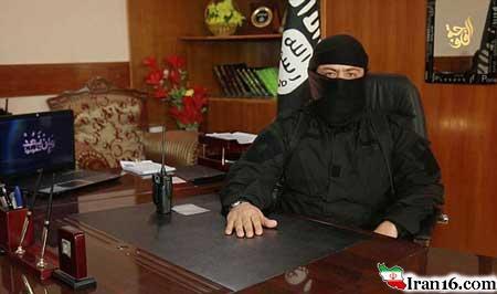 مجازات 9 جاسوس توسط داعش +عکس ها