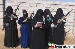 ترفند داعش برای اغفال دختران