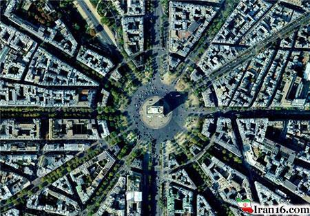 زیباترین تصاویر ماهوارهای جهان+تصاویر