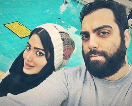 عکس و سلفی های بازیگران ایرانی