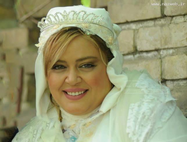 عکس دیدنی و جذاب بهاره رهنما در لباس عروس