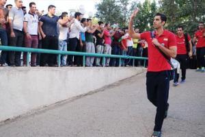 پیام ستاره والیبال – درگذشت مرتضی پاشایی + عکس