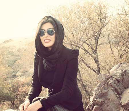 تصاویر شیوا طاهری بازیگر نقش دنیا – سریال گذر از رنج ها
