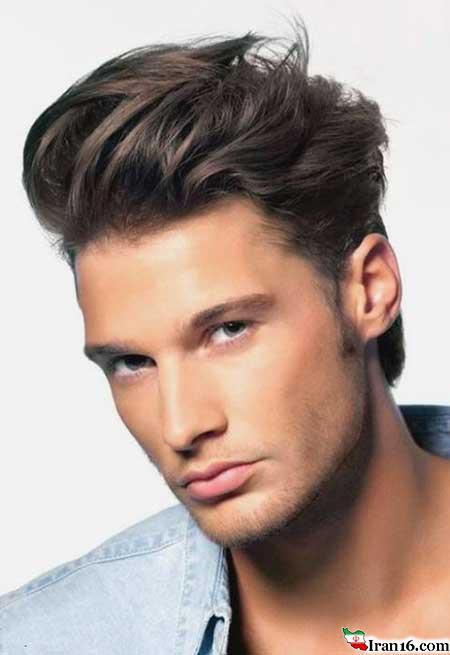 جدیدترین مدل مو های مردانه و پسرانه ۲۰۱۵ بخش 2