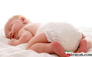 پوشک نورادان,تعویض پوشک نوزاد