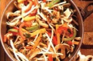 دستور تهیه خوراک سبزیجات