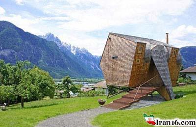 خونه 45 متر باشه اما اینجوری! (عکس)
