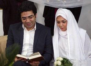 ناگفته های آزاده نامداری از ازدواجش