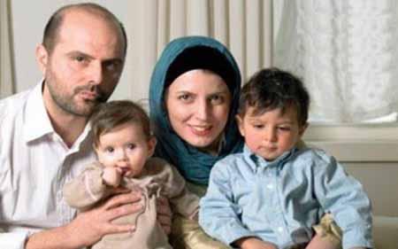 خوشبخت ترین زوج های سینمای ایران +عکس
