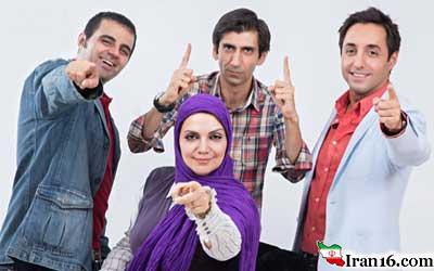 الهام پاوه نژاد:دوست دارم تماشاگران دل تنگم شوند