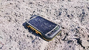 گوشی هوشمند,گوشی Sonim XP7,Sonim XP7 بهترین گوشی ضدحرارت اندرویدی