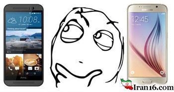 6 ویژگی HTC One M9 که Galaxy S6 از آن بی بهره مانده است