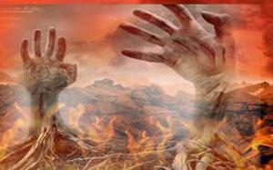 ابراز خوشحالی هنگام گناه