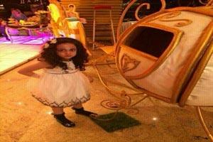 چشن تولد باشکوه و خفن دختر علی دایی (عکس)