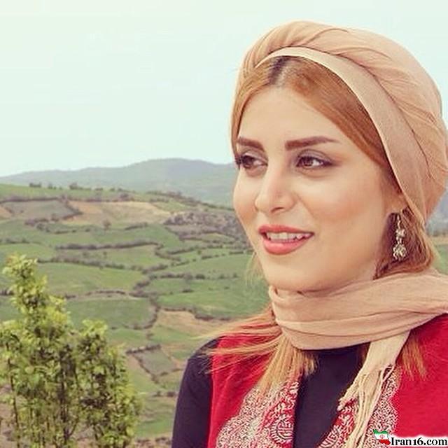 عکس های جدید و دیدنی مهدیه محمد خانی