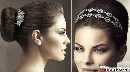 مدل گل سر دخترانه 2015