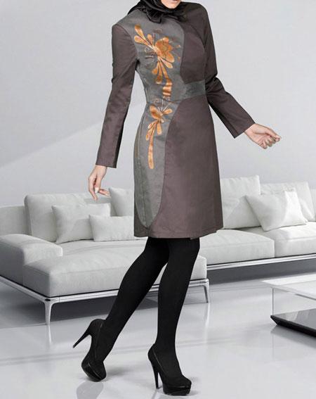 عکس های جذاب از مدل مانتو اریکا پاییزه ۹۳
