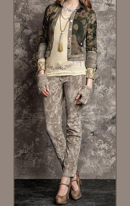 لباس پاییزی و زمستانی زنانه Daniela Dallavalle