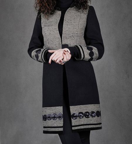 مدل مانتو زمستانی ۲۰۱۵