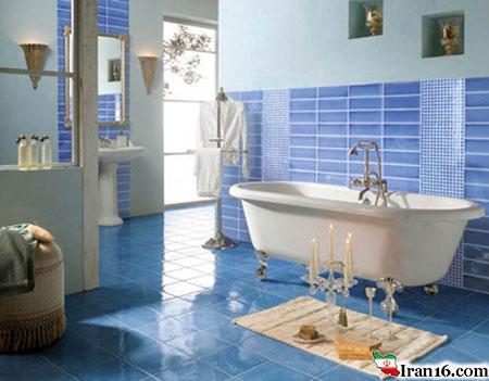 نکات جالب برای طراحی یک حمام خفن