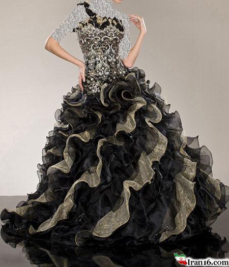 جدید ترین مدل لباس نامزدی 2015