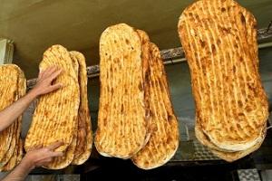 قیمت گران انواع نان و افزایش نرخ بنزین